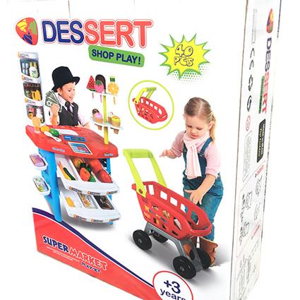 اسباب بازی سوپرمارکت Dessert