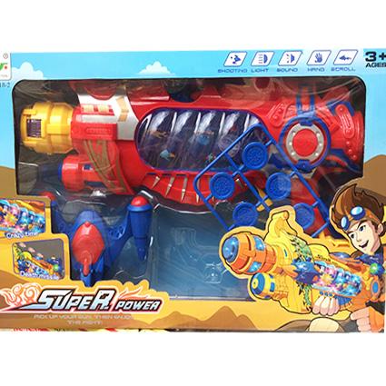 تفنگ لیزری super power